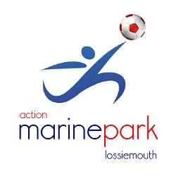 Marine Park Football Lossiemouth