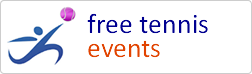 Free Tennis Events