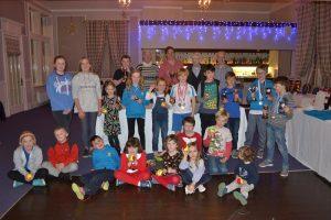 2017 Annual Prizegiving Lossiemouth Tennis Club