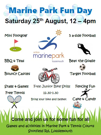 Marine Park Fun Day 25 Aug 2018