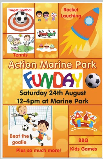 Marine Park Fun Day