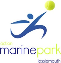 Marine Park Tennis Courts Lossiemouth